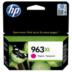 Cartouche jet d'encre Magenta Haute capacité HP pour Office Jet Pro 9010 / 9020 ....(N°963XL)