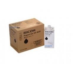 6 x Encre noire Ricoh pour DX 4640