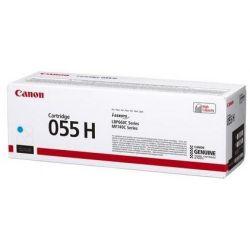 Cartouche Toner Cyan haute capacité CANON pour I-Sensys LBP663Cdw ... (055H)