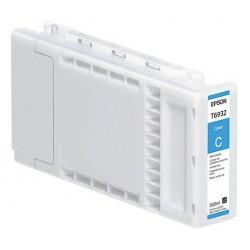 Cartouche cyan haute capacité Epson pour SureColor SC T7000