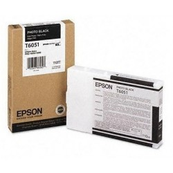 Encre pigment noir photo Epson pour SP 4800/4880 (C13T564100)