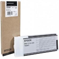 Encre pigment noir photo haute capacité Epson pour SP 4800/4880 (C13T606100)