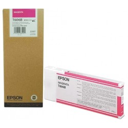 Encre pigment magenta haute capacité Epson pour SP 4800 (C13T565300)