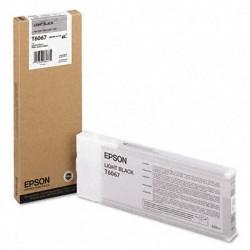 Encre pigment gris haute capacité Epson pour SP 4800/4880