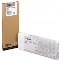 Encre pigment gris clair haute capacité Epson pour SP 4800/4880