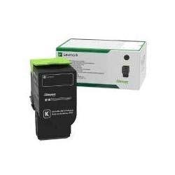 Toner noir ultra longue durée Lexmark pour CX622ade - CX625ade - CS521dn .... (return program)