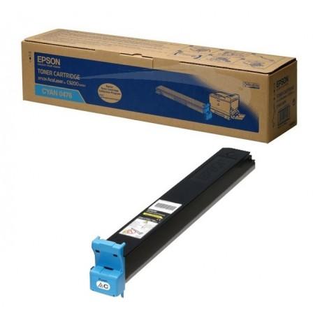 Toner cyan Epson pour aculaser C9200