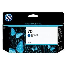 Cartouche bleue HP pour Designjet Z3200 / Z2100 ... (N°70)