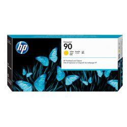 Tête d'impression jaune + kit nettoyage HP pour Designjet 4000... (n°90)