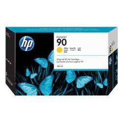 Cartouche jaune HP haute capacité pour designjet 4000 ... (N°90)