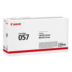 Cartouche Toner Noir pour Canon i-SENSYS MF443w, MF445dw, ... (N°057)