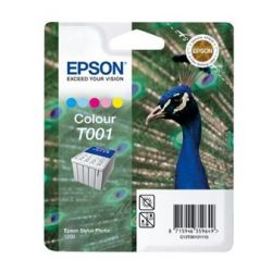 Cartouche Encre 5 Couleurs  EPSON (T001)