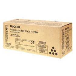 Cartouche Toner Noir Ricoh pour P C600
