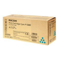 Cartouche Toner Cyan Ricoh pour P C600