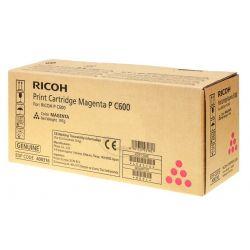 Cartouche Toner Magenta Ricoh pour P C600