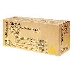 Cartouche Toner Jaune Ricoh pour P C600