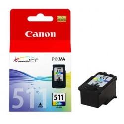 Cartouche couleur Canon CL-511 pour Pixma MP 240 / MP480 / MP260