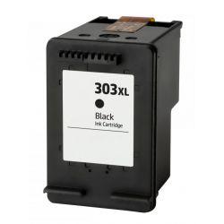 Cartouche d'encre générique noir haute capacité pour HP  Envy Photo 6230, 7130, 7830 (N°303XL)