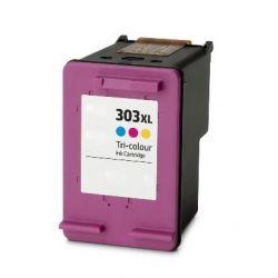 Cartouche d'encre générique Couleur haute capacité pour HP  Envy Photo 6230, 7130, 7830 (N°303XL)