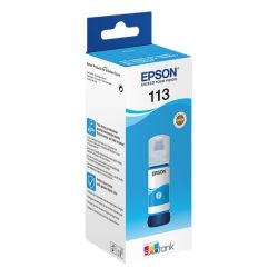 Cartouche Cyan Epson pour ET EcoTank 5800 (113)