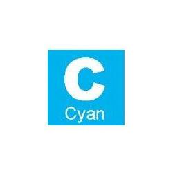 Cartouche Toner Cyan générique Haute Capacité pour CANON i-sensys LBP 710 CX/ LBP 712 CX ...