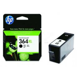 Cartouche noir HP pour photosmart B8550 / C5380... (N°364XL / N°178XL)  (CN684EE/CB321EE)
