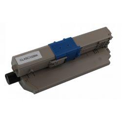 Toner noir générique Haute capacité pour Oki C332dn / MC363dn ...