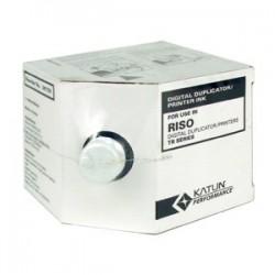 10 * Cartouche d'encre noire générique pour Riso TR1510/1530
