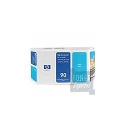 Cartouche cyan HP haute capacité pour designjet 4000... (N°90)