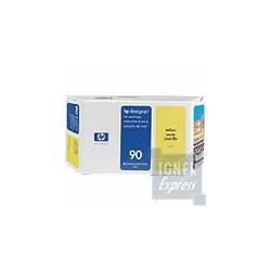 Cartouche jaune HP pour designjet 4000 ... (N°90)