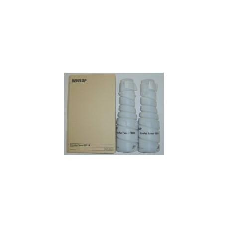 2 Toners génériques pour Konica Minolta DI183 / Di152 / 1611 / 2011