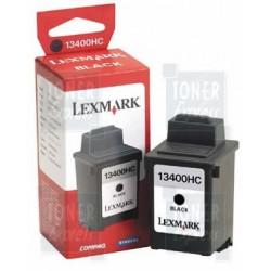 Cartouche noire LEXMARK 13400HC