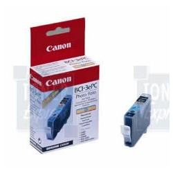 Cartouche d'encre Cyan Photo CANON (BCI3ePC)
