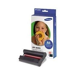 kit d'impression 40 feuilles et un ruban Samsung pour SPP-2020 / 2040...