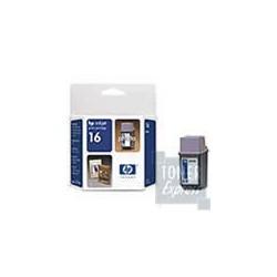 Cartouche Encre Photo HP pour Deskjet 610c (N°16)