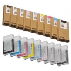 Encre pigment cyan clair Epson pour SP 7800/9800/9880 (C13T562500)