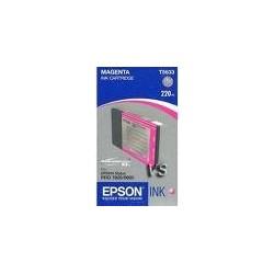 Encre pigment magenta haute capacité Epson pour SP 7800/9800
