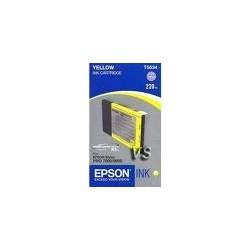 Encre pigment jaune haute capacité Epson pour SP 7800/9800