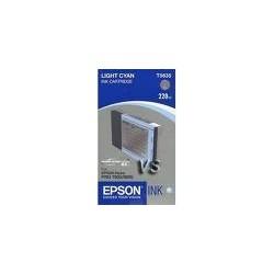Encre pigment cyan clair haute capacité Epson pour SP 7800/9800