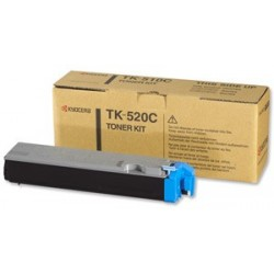 Toner cyan Kyocera pour FS-C5015N (1T02HJCEU0)