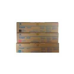Toner cyan Konica-Minolta Bizhub C300 / C352  (TN312C)