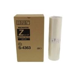 5 x 2 Master RISO pour RZ 370 format A3 (S-8131)(S-6948)(S-7609)