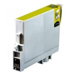 Cartouche jaune générique pour Epson R265 / RX560 / R360