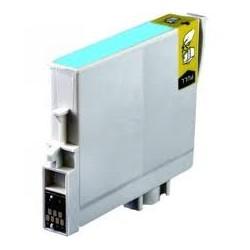Cartouche light cyan générique pour Epson R265 / RX560 / R360
