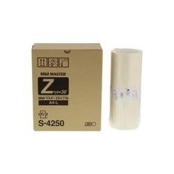 5 * Lot de 2 Master RISO pour RZ 370 / RZ220 ... (A4)