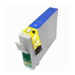 Cartouche cyan générique pour Epson Stylus DX6050 / 4000 / 5000...
