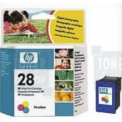 Cartouche Couleurs HP Deskjet 3320 ... (N°28)