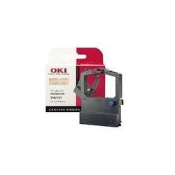 Ruban nylon couleur Oki pour imprimantes MICROLINE 590 / 591