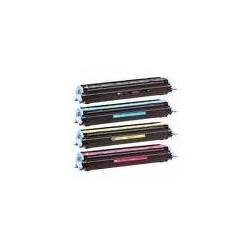 Pack éco de 4 toners génériques pour HP Color LaserJet 2600n... (124A)