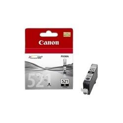 Cartouche d'encre noire Canon pour Pixma ip3600 / mp540...CLI-521BK